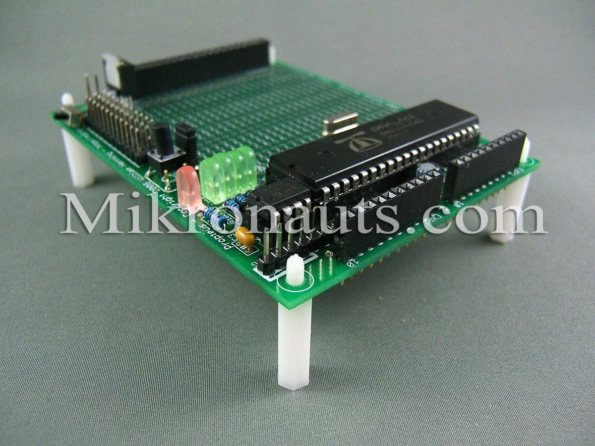 Proteus base board configuration